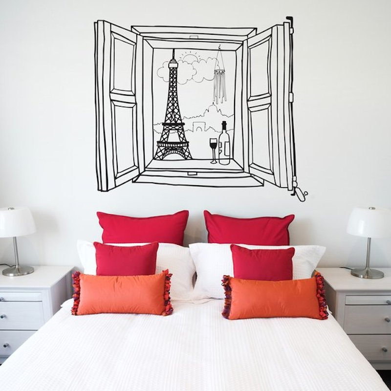 Paris-Window-Wall-Decal