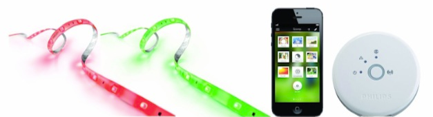 Philips 259982 Friends of Hue Personal Wireless Lighting Lightstrip