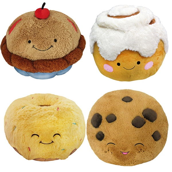 Squishable Comfort Food Pillows