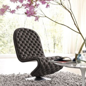 Verpan-System-De-Lux-Low-Lounge-Chair