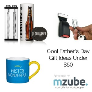 mZube Fathers Day Gift Ideas