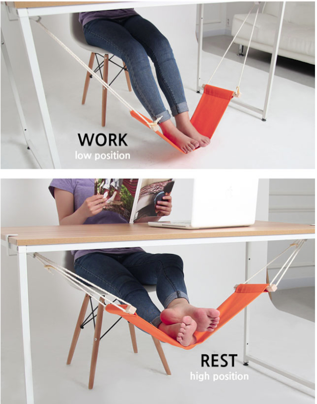 Fuut Desk Foot Rest__