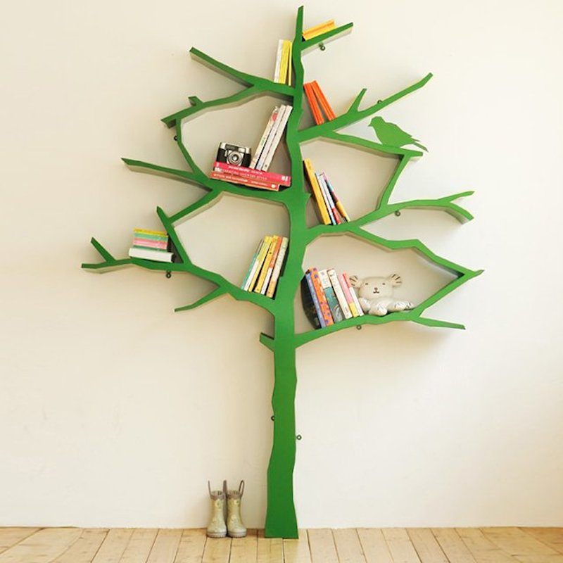 Tree-Bookcase