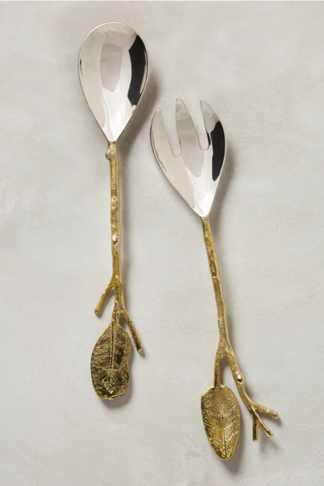 Branch & Twig Serving Set