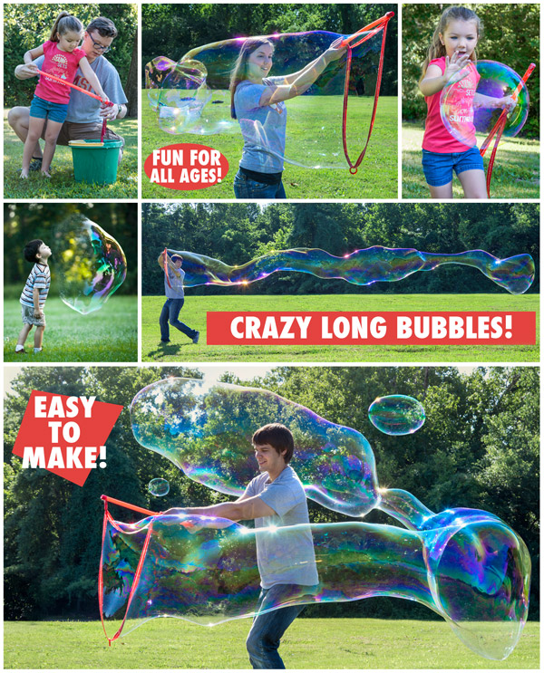 Bubble Thing Giant Bubble Maker