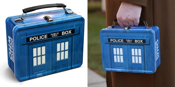Doctor Who Lunch Bag