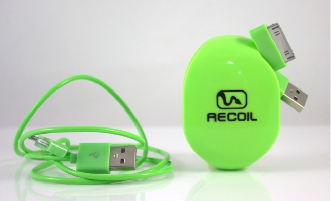 Recoil Autmoatic Cord Winder
