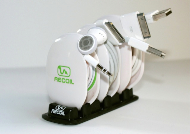 Recoil Autmoatic Cord Winder_Set