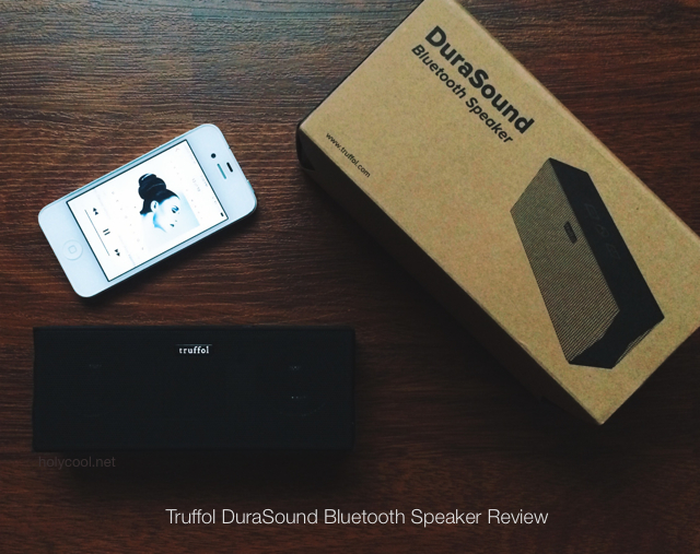 Truffol DuraSound Speaker Review