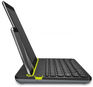 Logitech Bluetooth Multi-Device Keyboard K480 for Computers, Tablets and Smartphones_