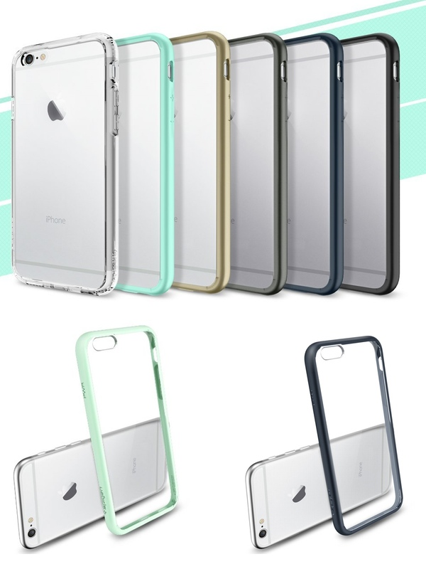Spigen Air Cushion Bumper Case