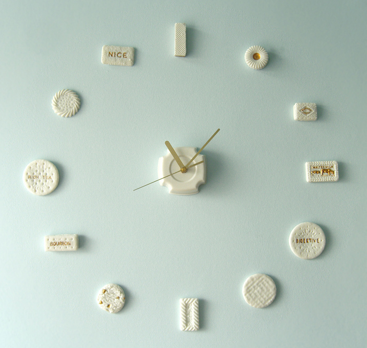 Time for Tea Clock