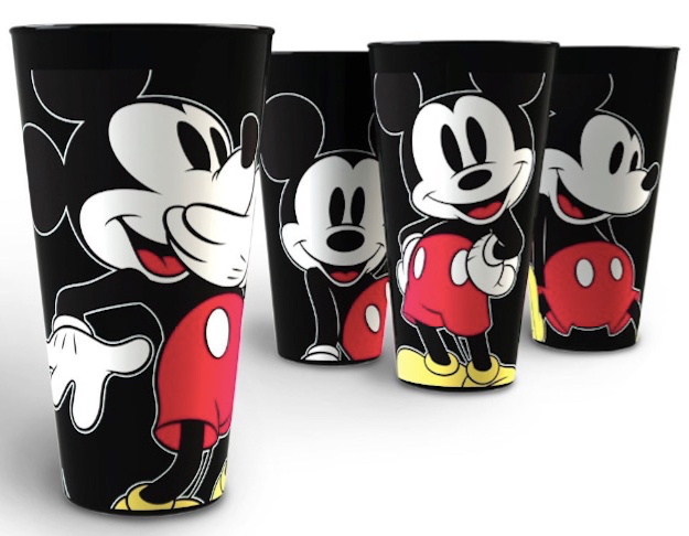 Disney Mickey Kettle Style Popcorn Popper_