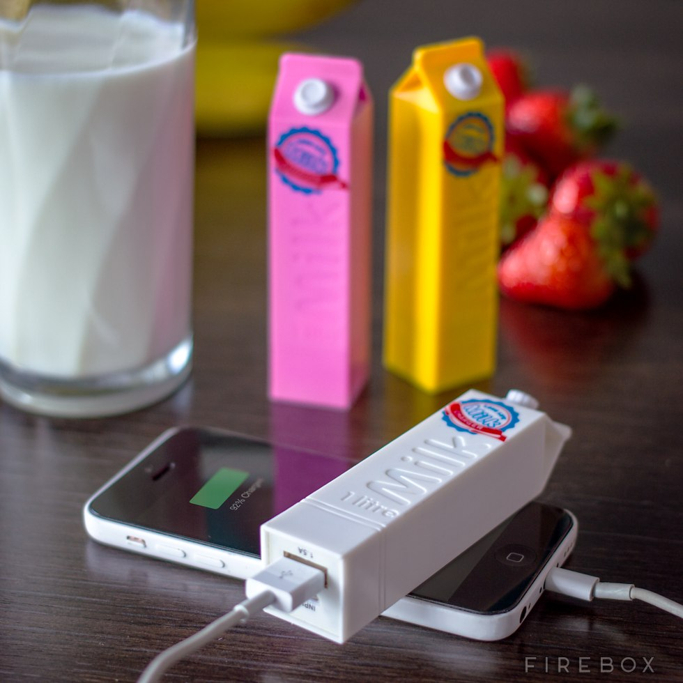 Cute Portable Chargers For Iphone