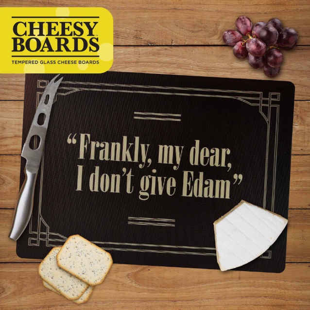 Cheesy Boards
