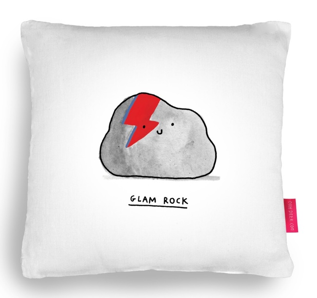 Glam Rock Cushion
