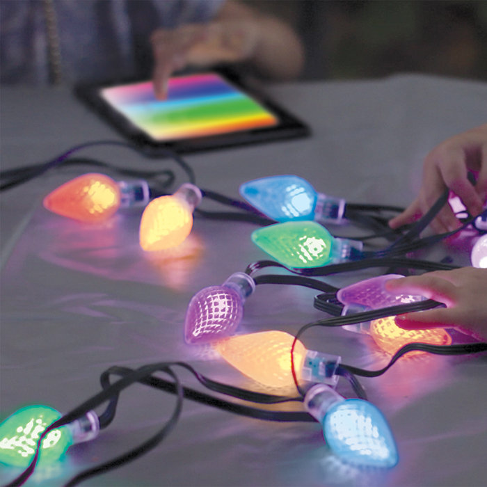 Lumplay App Controlled Lights