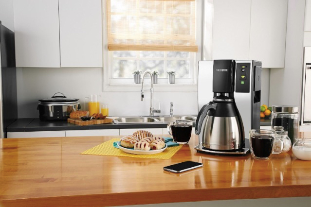 Mr Coffee WiFi Enabled Coffee Maker