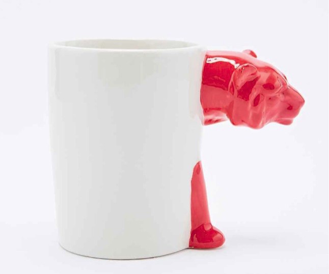 Safari Tiger Mug