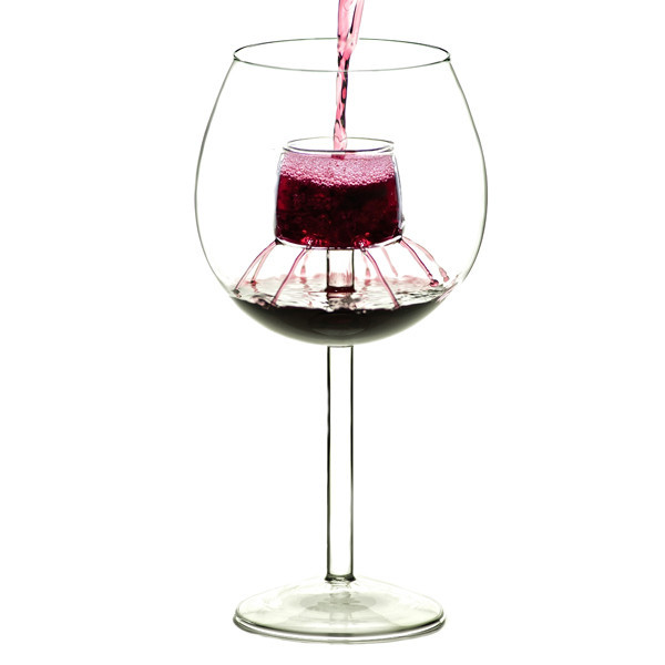 The Legacy Aerating Wine Glass