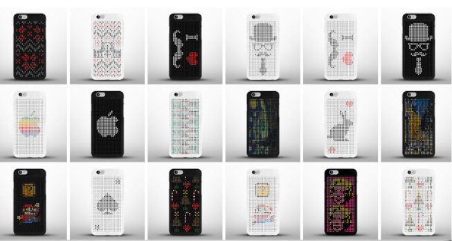 iPixel Art iPhone Case