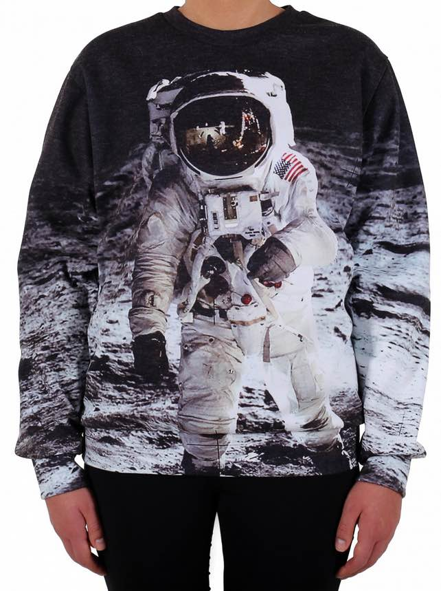 Astronaut Sweater