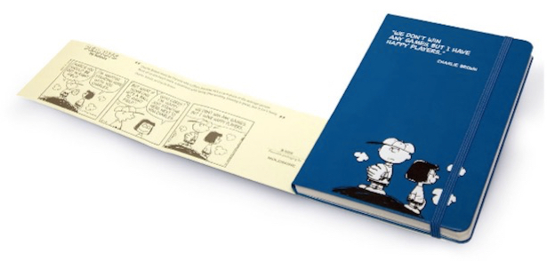 Moleskine 2014-2015 Peanuts Limited Edition Weekly Notebook_
