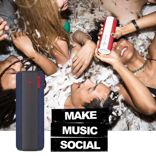 Ultimate Ears BOOM Wireless Bluetooth Speaker