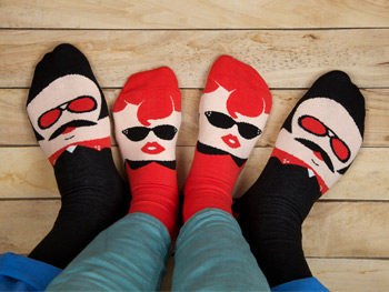 Valentine-Sock-Set