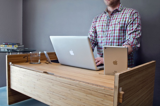 LIFT Wooden Standing Desk