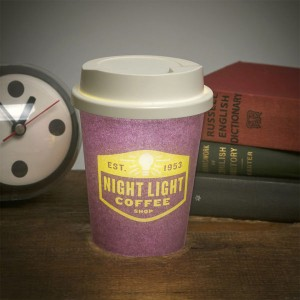 Latte Light Night Light