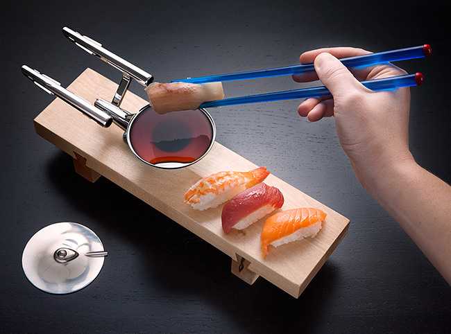 Star Trek U.S.S. Enterprise Sushi Set_
