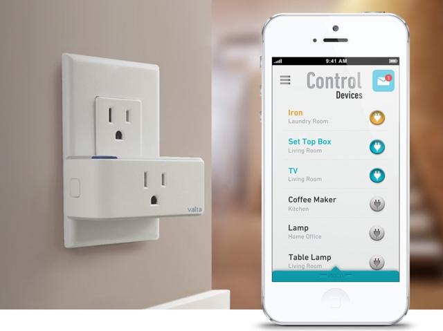 Valta remote energy management system