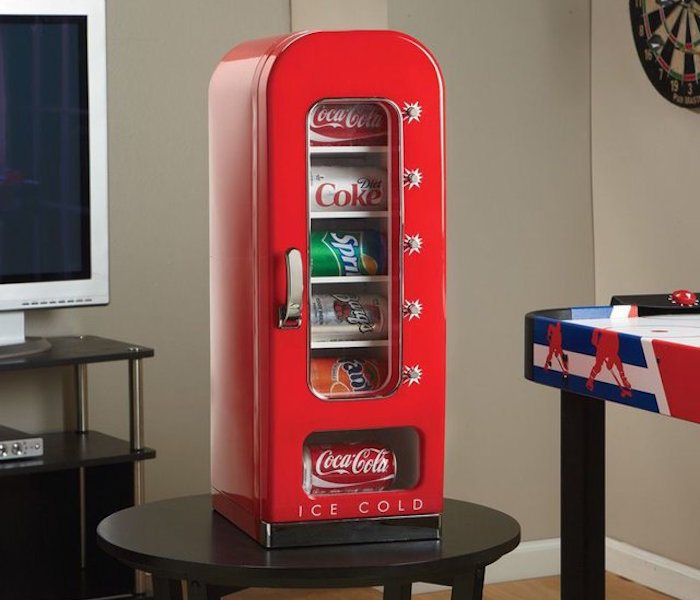 Coca Cola Vending Fridge