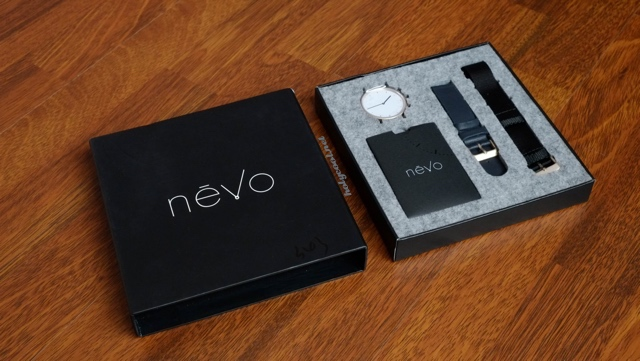 Nevo Watch_Package