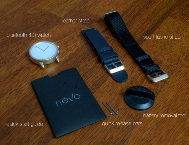 Nevo_Box Contents