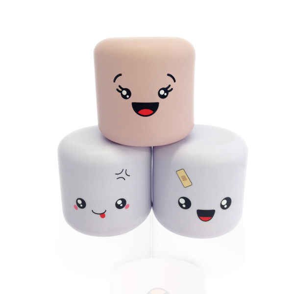 Cute Shin'yu Marshmallow Stress Relievers1