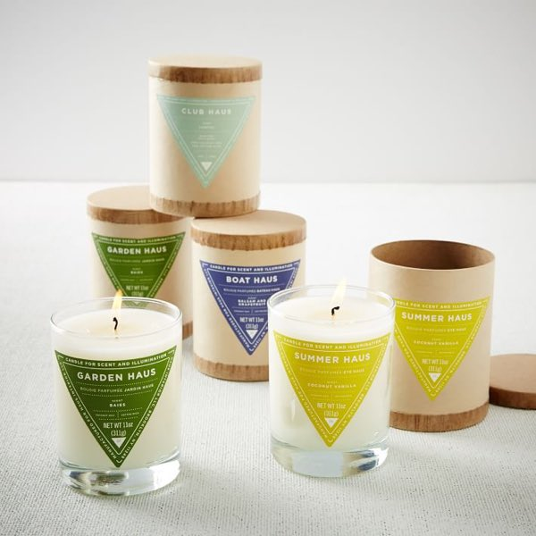 Haus Candles