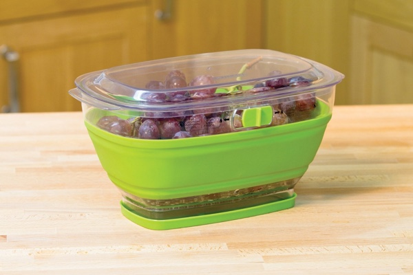 Progressive Collapsible Produce Keeper