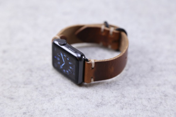 Apple Watch Horween Leather Band