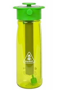 Aquabot Multi Functional Water Bottle