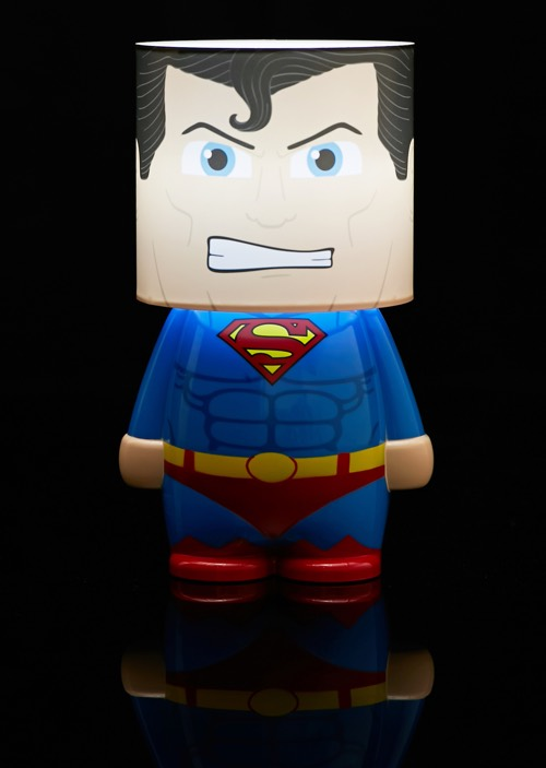 DC Comics Superman Look A Lite LED Lamp