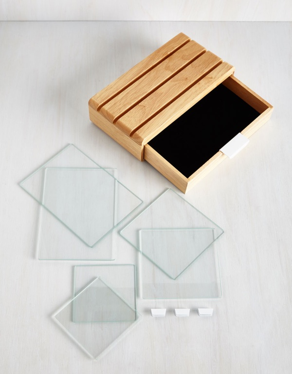 Display or Stash Away Keepsake Box_