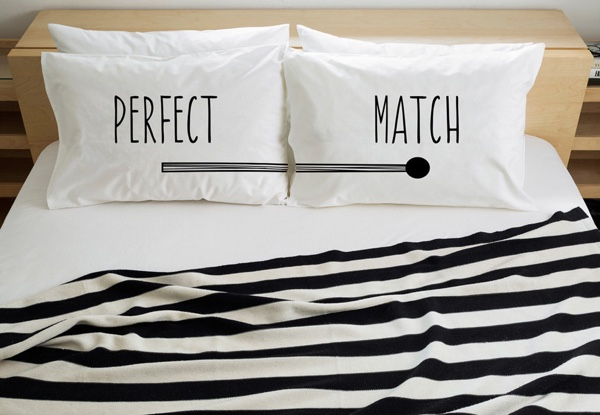 Perfect Match Pillowcase Set