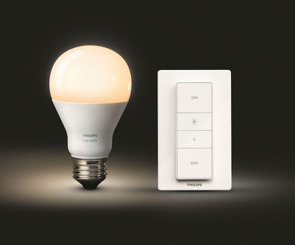 Philips Hue With Wireless Dimming