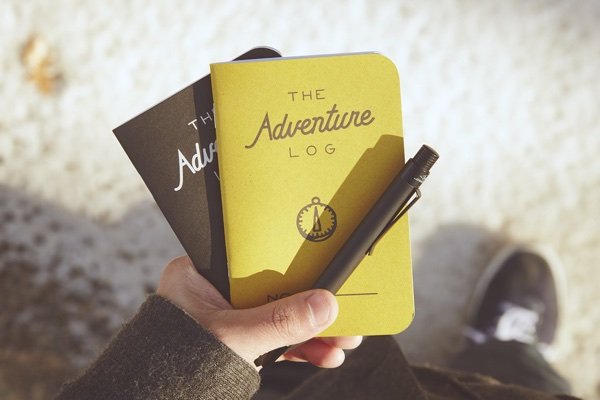 Word Notebooks Adventure Log
