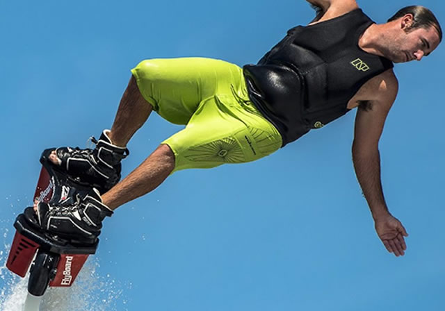 Flyboard Water Boarding