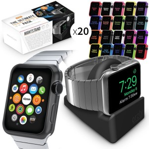 Orzly Apple Watch Ultimate Pack