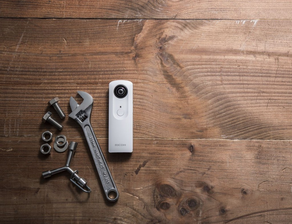 Ricoh Theta S 360 Degree Spherical Digital Camera