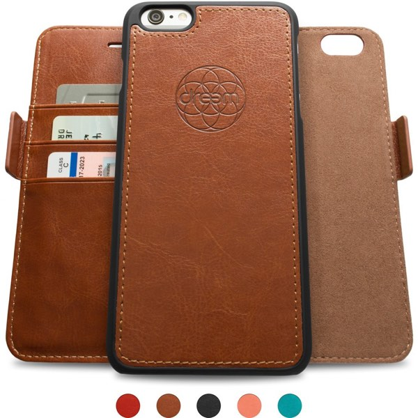 Dreem Iphone  S Plus Wallet Case